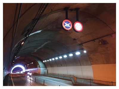 三浦半島中央道路トンネルの 速度規制が 40km→50km に緩和!