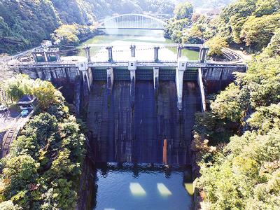 200億円をかけて行われる 相模ダムの大改修!