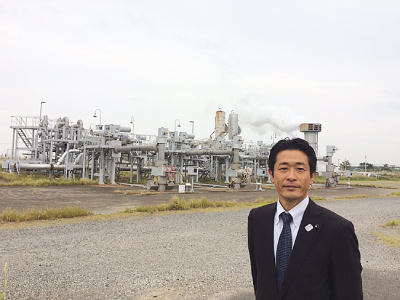 近藤だいすけ視察報告 11/16鹿児島の地熱発電へ