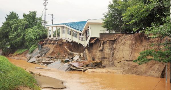 記録的な大雨に襲われた九州 近藤大輔 神奈川県議会ニュースvol.40