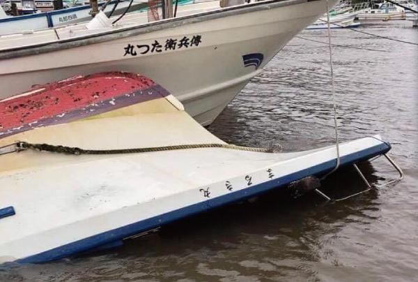 大型台風から漁港を守れ! 近藤大輔 神奈川県議会ニュースvol.40